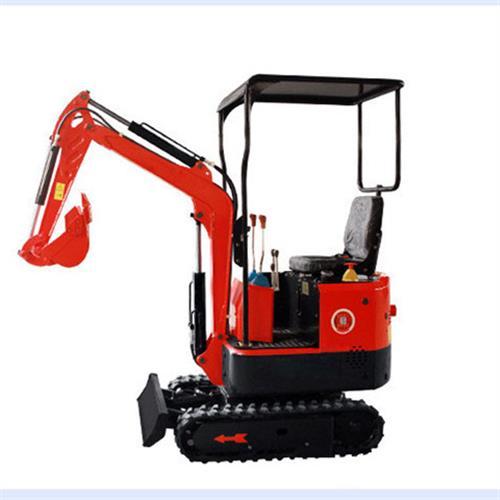 1吨农用小型挖掘机