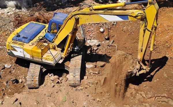 小挖掘机基础知识